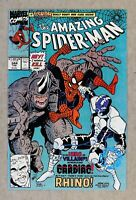 Amazing Spider-Man #344 FN+ 6.5 1991 1st app. Cletus Kasady