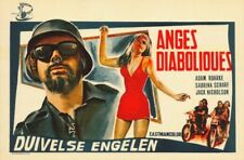 Affiche -  HELL'S ANGELS ON WHEELS - 36x56cm