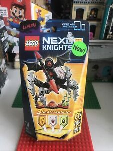 Lego Nexo Knights 70335 Ultimate Lavaria - Brand New And Sealed
