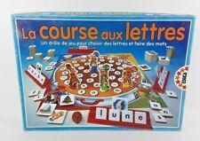Jeu La Course Aux Lettres complet jeu vintage