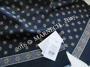 935-15 Lord Men's cachenez Natural Merino 100% Wool scarf Russian Pavlovo Posad
