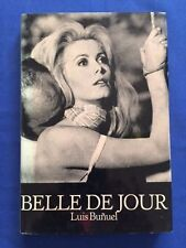 BELLE DE JOUR - FIRST EDITION BY LUIS BUNUEL