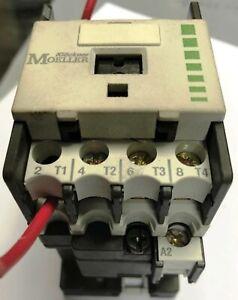 Moeller Klockner DIL-00-M-4 Contactor Compressor Motor Control 230V 240V 50Hz