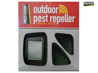 Pest Stop Ultrasonic All Pest Repeller for Rodents, Foxes, Cats, Dogs, Birds etc