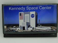 Elongated Pressed Penny Souvenir Album Book . Kennedy Space Center