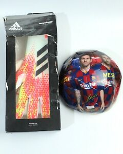 Adidas Predator Pro Goalkeeper Gloves size 8.5, Team FC Barcelona Messi Football