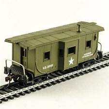 N US ARMY BAY WINDOW CABOOSE         MRC 83132   NIB  NEVER OPENED