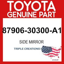 TOYOTA GENUINE 8790630300A1 MIRROR SUB-ASSY, OUTER REAR VIEW, LH 87906-30300-A1