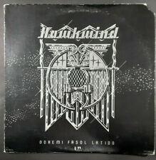 Hawkwind Doremi Fasol Latido UA-LA001-F UK 1972 Vinyl LP United Artist B