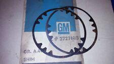 Nos Gm General Motors 3727145 (2 each) Transmission Main Shaft Shims 56-70