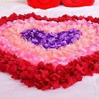 Silk Rose Petals Wedding Party Decoration Flower Vase Floral Confetti Favor