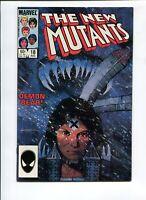 The New Mutants #18 Marvel Comics 1983 NM First Warlock FREE SHIPPING!