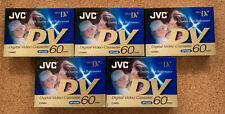MINI DV -  DMV Digital Video Cassette SP60 - JVC