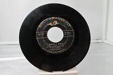 """45 RECORD 7""""- PAUL ANKA - LONELY BOY"""