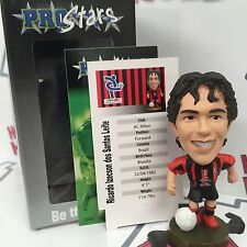 CORINTHIAN PROSTARS AC MILAN KAKA PRO036 NEW SEALED IN BOX