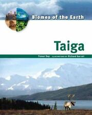 Taiga (Biomes of the Earth)-ExLibrary