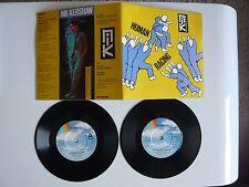 "Nik Kershaw Human Racing Ltd.Edition UK 1984 MCA Double Pack 7"" Vinyl Single"