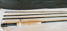 9ft 5/6wt 4 Sections Fly Rod (Black)