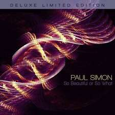PAUL SIMON - SO BEAUTIFUL OR SO WHAT - DELUXE LIMITED EDITION - NEUF NEW NEU