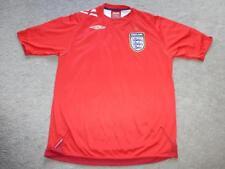 England 06/08 Large Football Shirt Soccer Jersey Camiseta Kit Top Great Cond.