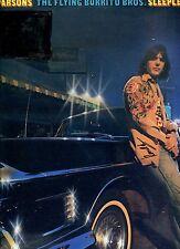 GRAM PARSONS sleepless nights HOLLAND 1976 EX LP