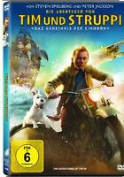 DVD * DIE ABENTEUER VON TIM & STRUPPI - DAS GEHEIMNIS DER EINHORN  # NEU OVP