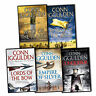 Conqueror Series 5 Books Young Adult Collection Paperback By Conn Iggulden