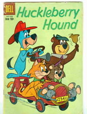 Huckleberry Hound #6 July-August 1960 G/VG