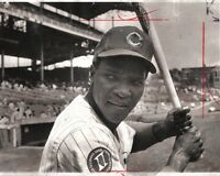 1968 Baseball Wire Photo Willie Smith Chicago Cubs Traded from Cleveland Indians
