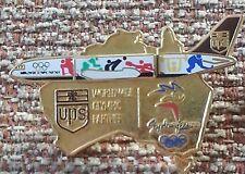 United Parcel Service Worldwide Partner Sydney 2000 Olympic Lapel Pin