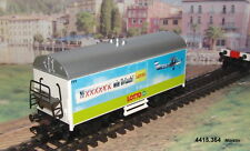 "Märklin 4415.364 Covered Freight Wagons "" Toto-Lotto "" # Nip #"