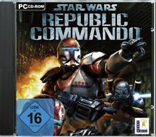 Star Wars Republic Commando (PC CD-ROM) - nuevo & inmediatamente