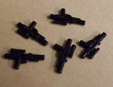 5 Lego Star Wars Blaster Waffen Zubehör für Figuren Weapon Gun Guns Waffe Neu