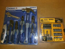 Tools, Kobalt, DeWalt, Tool Packs, Free T Shirt