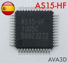 AS15-HF G H F Hg HF AS15 IC circuito integrado CMOS T-con lcd QFP48 G Hu Ift A D
