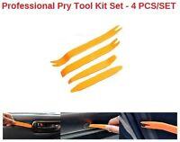 TOYOTA Radio Door Body Clip Trim Dash Panel Removal Installer Pry Tool Kit 4pcs