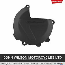 KTM EXC250 EXC300 2017 Hard Shell Black Engine Clutch Cover Casing Protection