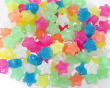 Star Pony Bead Themed Mixes 13mm Diameter Ideal For All Crafts 50 Pack
