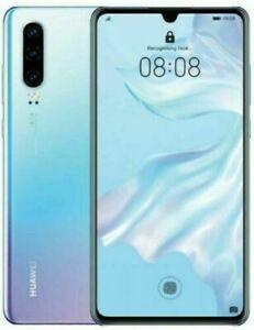 Huawei P30 128GB DS Teal Grade A/B Reconditionné Utilisé A.A526