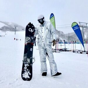 Ski Suit Men Women Snowsuit Outdoor Skiing  Waterproof Snowboard Jacket Pant Set