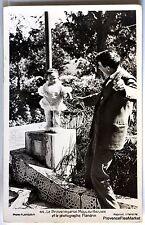 MAROC SON ALTESSE IMPÉRIALE MOULAY HASSAN PHOTO CPA de Flandrin  AG26