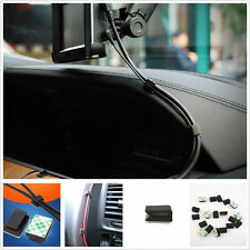 30 Pcs Practical Auto GPS Wire Data Tie Cable 3M Fixed Clips For Holden Caprice