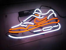 Sneaker Air Workshop Room Bistro Pub Wall Decor Neon Sign Hand Craft Boutqiue