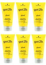 (Six Tubes) Schwarzkopf Got2b Glued Spiking GLUE 150ml feels like gel