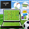 """21"""" Precision Magnetic Football Coaches Tactic Folder Professional Teaching Boar"""