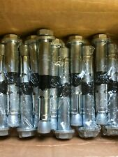 (11) PIECES HILTI ANCHOR BOLT HSL 3-M10/20 X 115MM LONG BRAND NEW