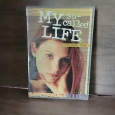 My So-Called Life, Volume One (Dvd,1995)Claire Danes, Sealed