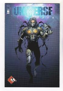 UNIVERSE 0, MARK SILVESTRI COVER, THE DARKNESS 40 (VF+) (SHIPS FREE) *
