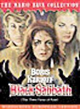 Black Sabbath (DVD, 2000) BRAND NEW SEALED