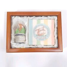 Guess How Much I Love You Photo Frame First Curl Tooth Keepsake Box Engravable